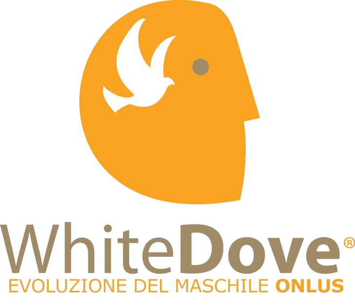 logo white dove onlus
